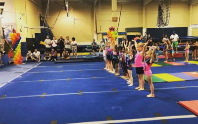 Why is gymnastics a good sport for my athlete?